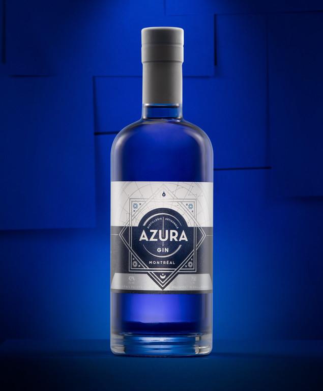 Le gin Azura