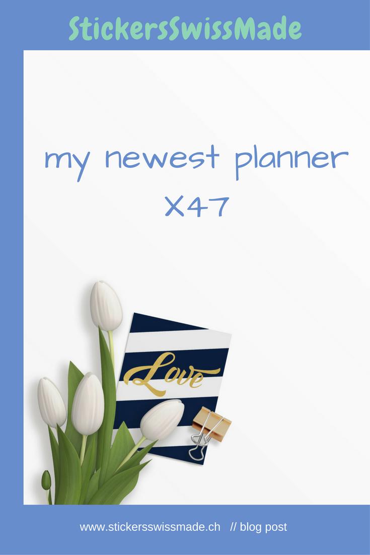 StickersSwissMade - blogpost - my newest planner X47_1