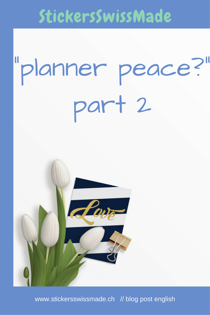 StickersSwissMade - blogpost - planner peace part 2 - Hobonichi Cousin and William Hannah discound notebook-1