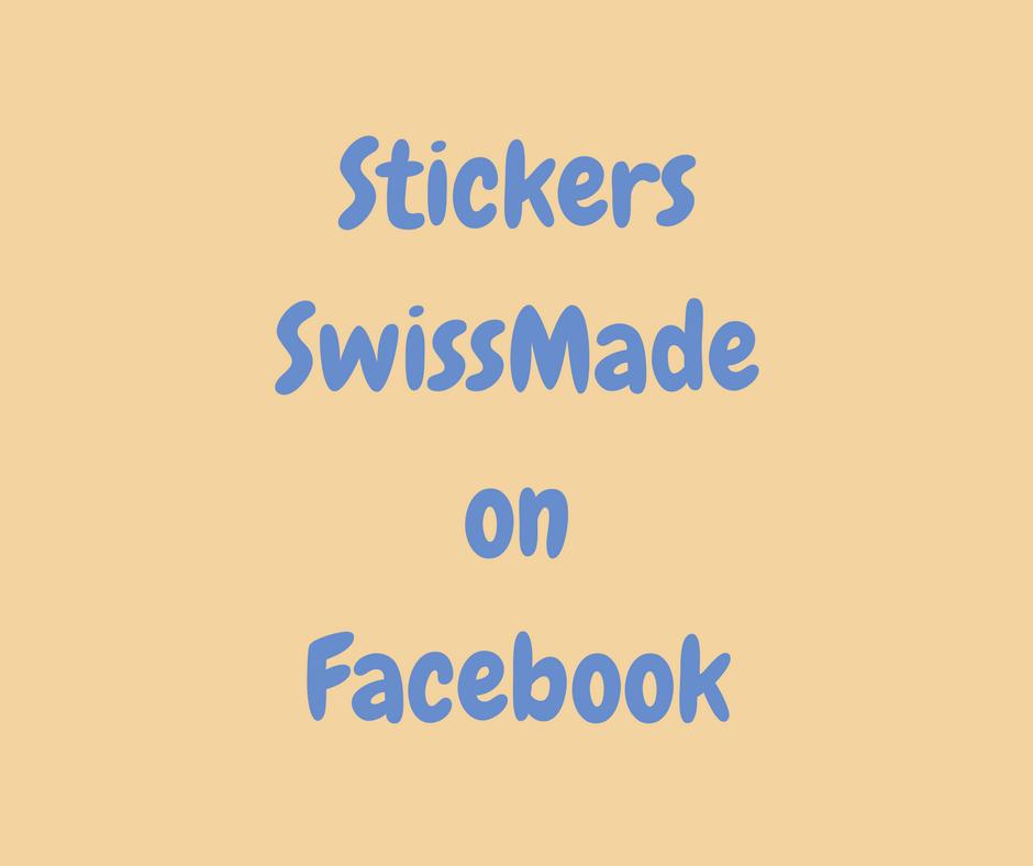 StickersSwissMade on Facebook