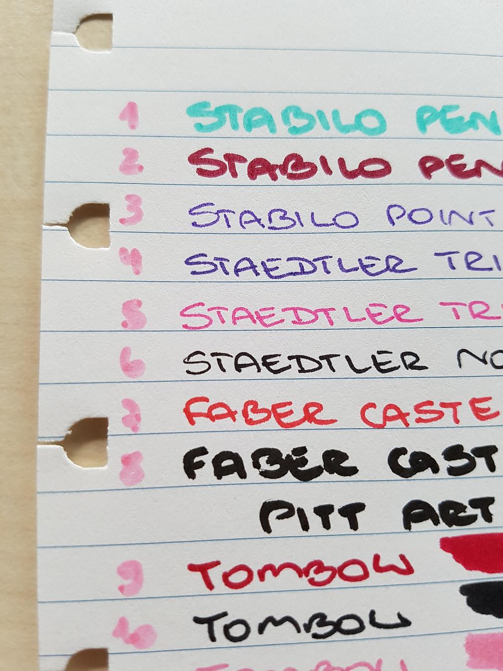 StickersSwissMade - blogpost - paper and pen test nbr 3 - filofax notebooks_11