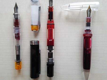 fountain pen inks