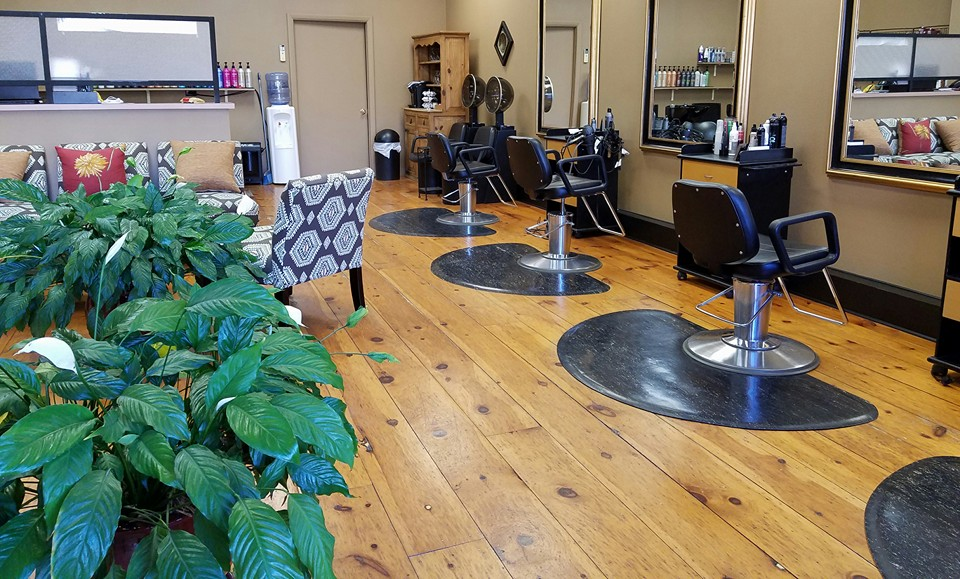 David Gavin Salon of the Berkshires