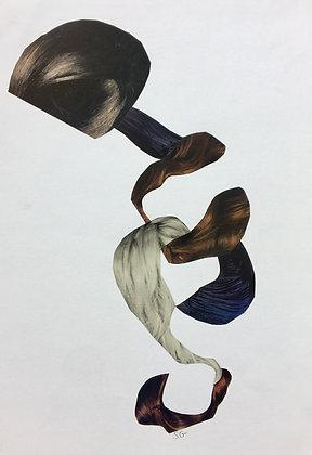 Untitled 3, Hair, year
