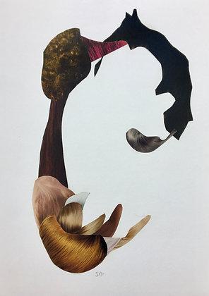 Untitled 6, Hair, year