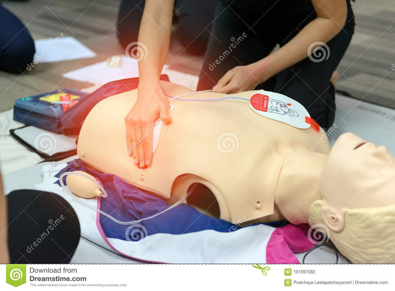 Recertification - Level C CPR and AED