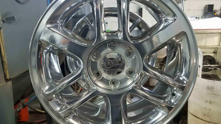Ford After Polished
