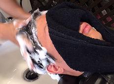 発毛促進ケア、発毛促進、シャンプー、美容院、美容室、エミューテ