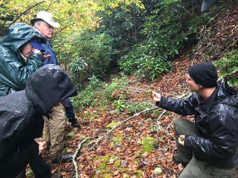 Ed Schwartzman teaches moss types