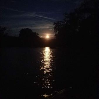 Full Moon over Little T