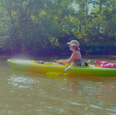 Paddling the Little T