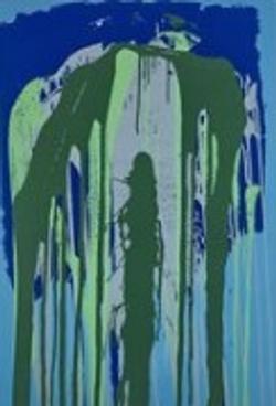 Untitled - Blue c.1975