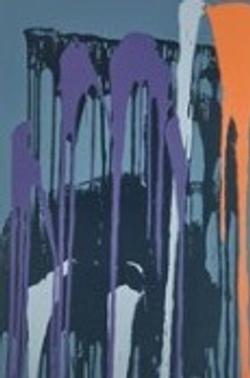 Untitled- Purple c.1975