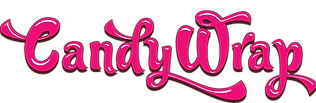 Main Site Candywrap Word Logo