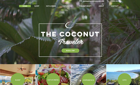 thecoconuttraveler The Coconut Traveler was created to serve every tr...