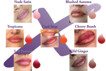 Set Xtreme Ombre Lips