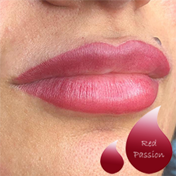 Xtreme Ombre lips - Red Passion