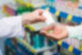 Pharmacists' Hände