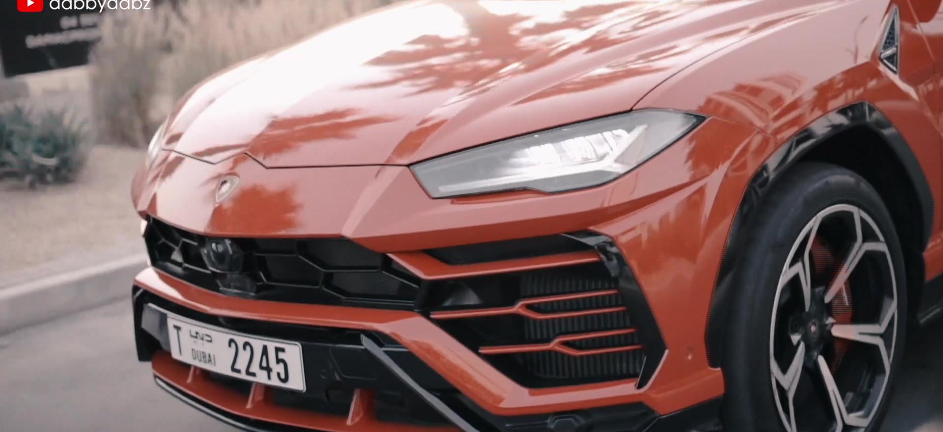 Dubai Luxury Life & Cars Social Media Campaign Video