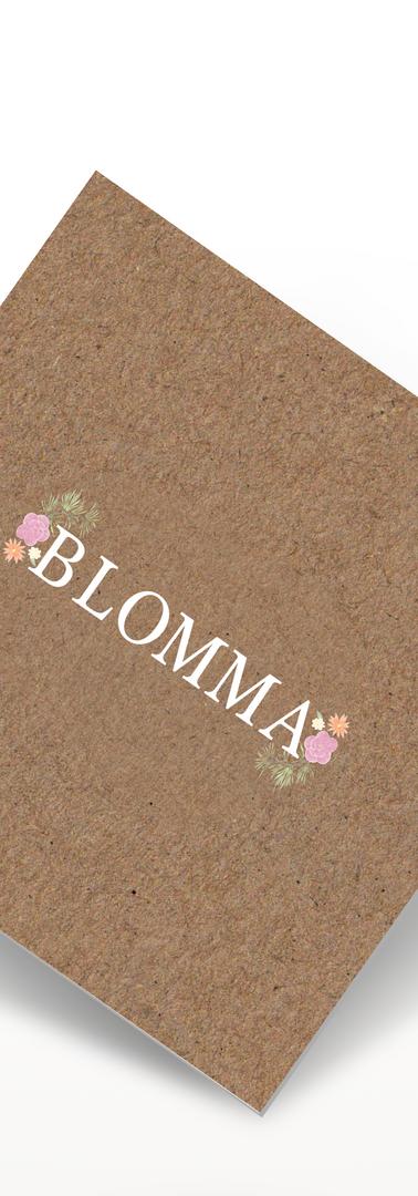 Blomma Logo