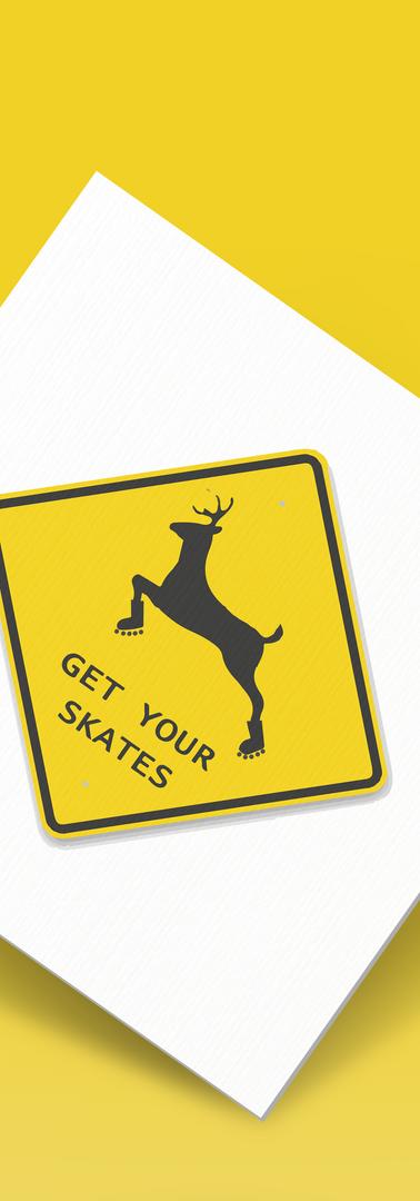 Get your Skates logo