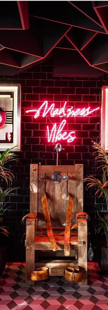 Madness Restaurant Dubai