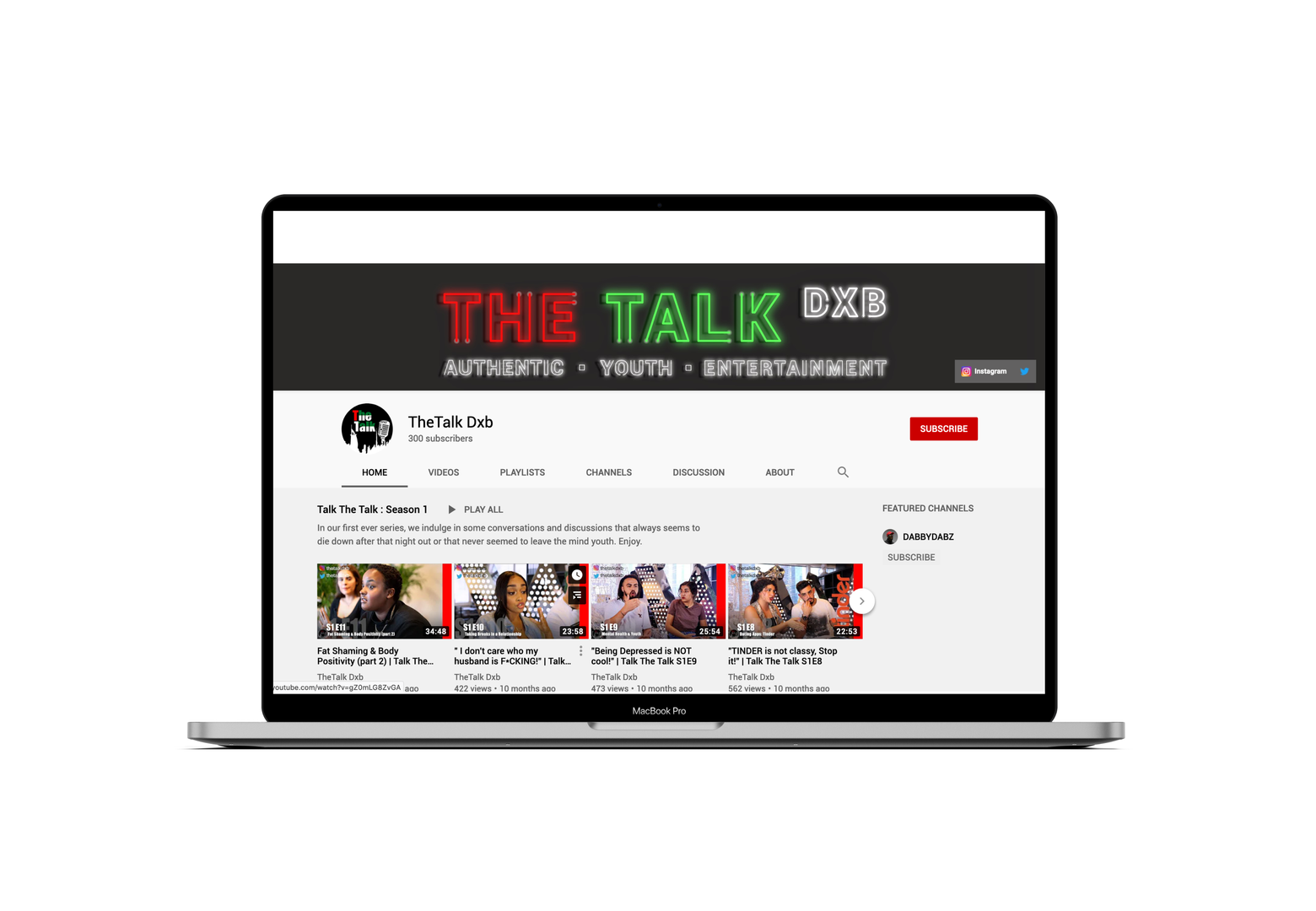 The TalkDXB