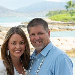 King Family in Hawaii