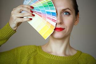 Wht Colors suit me? Sparkling Ginger