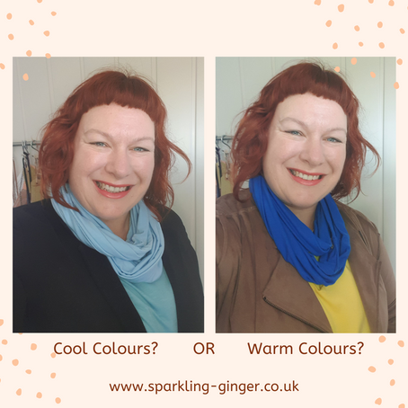 Warm or Cool - Colour Analysis