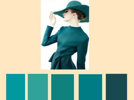 Can I wear Teal?