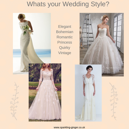Whats your Wedding Dress Style?