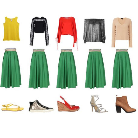 Do you wear everything in your wardrobe?