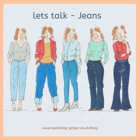 Let's Talk Jeans!