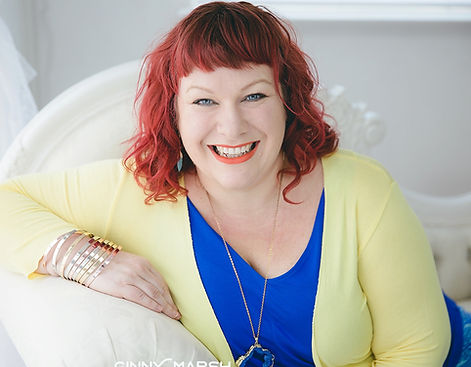 Jo Marshall at Sparkling Ginger Personal Styist Basingstoke