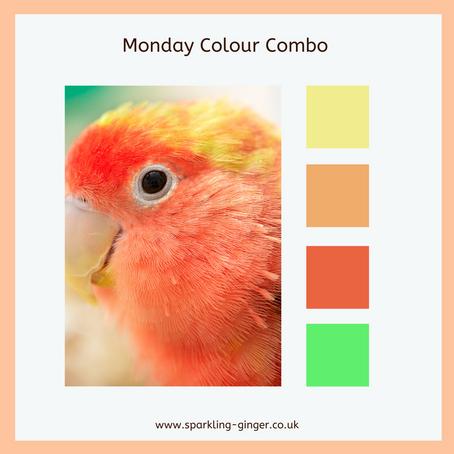 Colour Combo Monday - Spring Birds