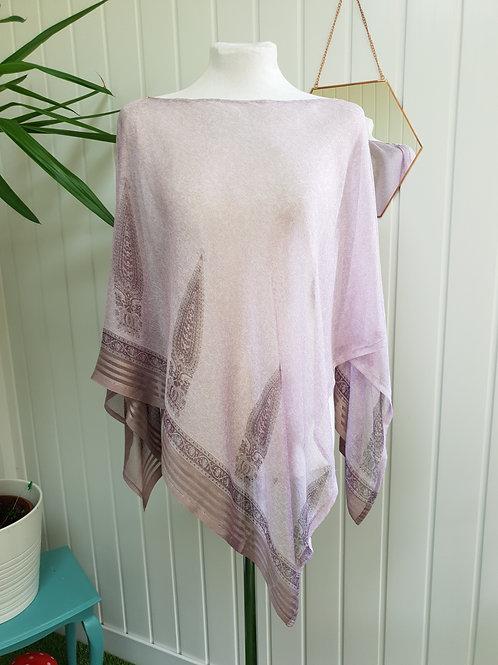 Soft Pink Poncho (SUM)