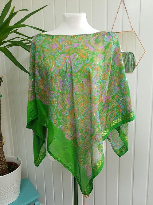 Green Poncho (SPR)
