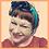 Thumbnail: Turquoise Scarf / Headscarf (WIN, SUM, SPR, AUT)