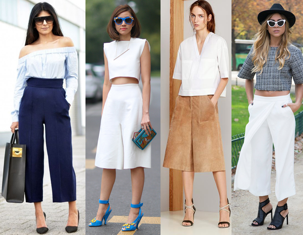 Style Review: Wide Legged Trouser