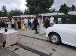 Hochzeit im Tipi