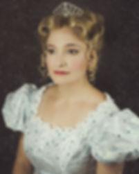 Rebecca as Ella