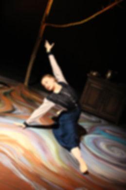 Rebecca Brudner as Emily Brontë