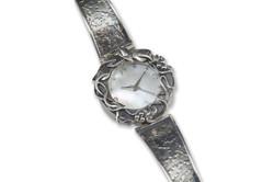 Walkley watch silver strap