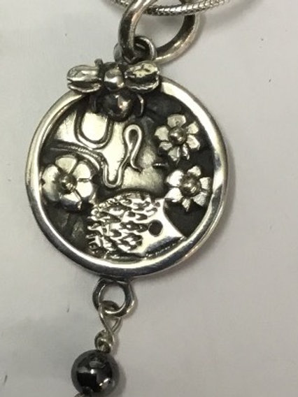 Sting and Prickles Pendant