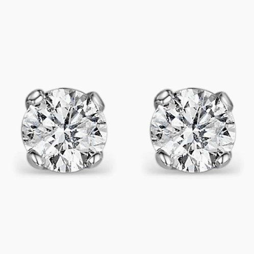 Diamond Solitaire studs
