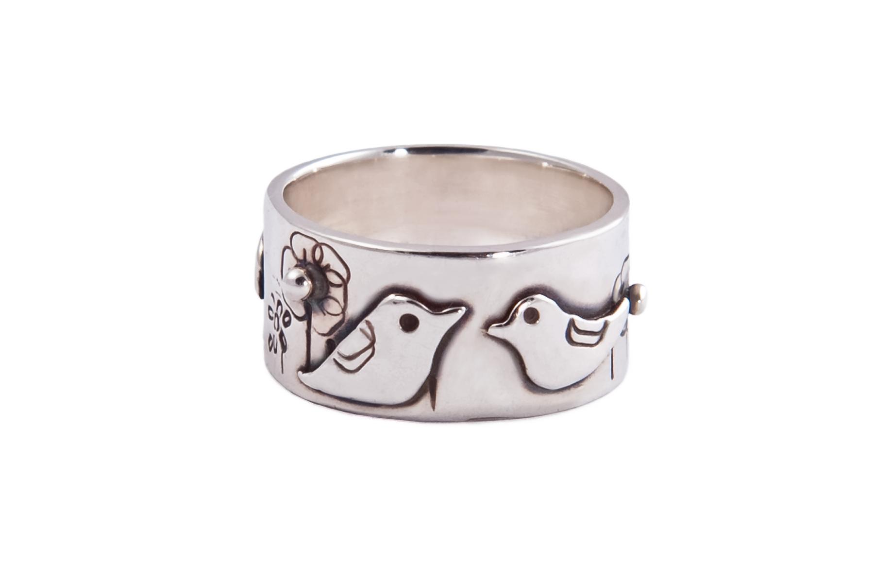 Song Bird Ring