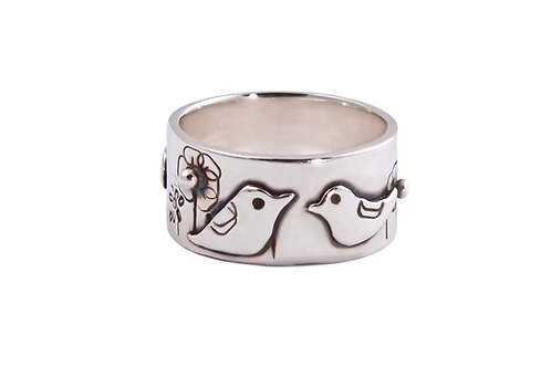 Song Bird Ring