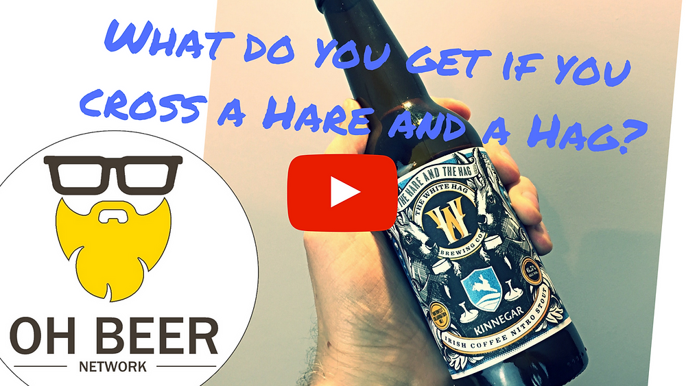 Irish Beer Review - The Hare and The Hag