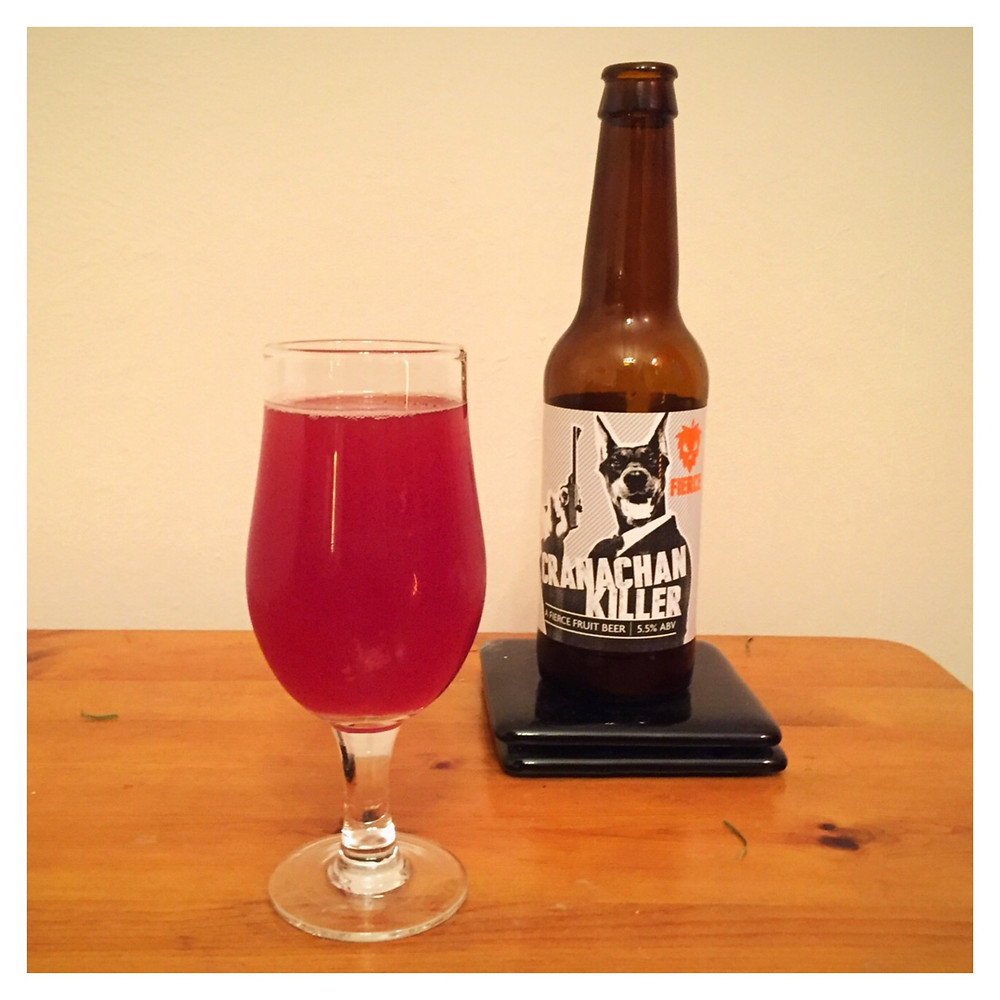 Cranachan Killer Poured - Craft Beer Reviews